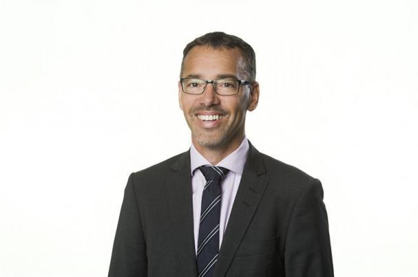 Per Eckemark, global chef för produktenheten FACTS.