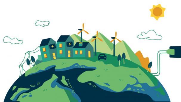 Elbilsägare eller klimatkämpe, på Krafthems sida finns mer information om framtidens smarta elavtal och instruktioner för att registrera sig som kund.