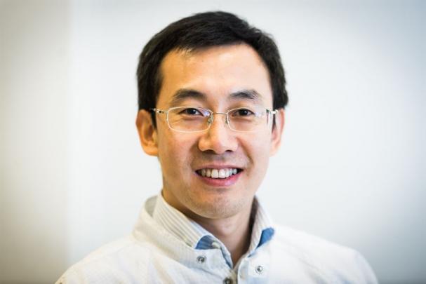 Jianwu Sun vid verksam vid Institutionen för fysik, kemi och biologi (IFM).