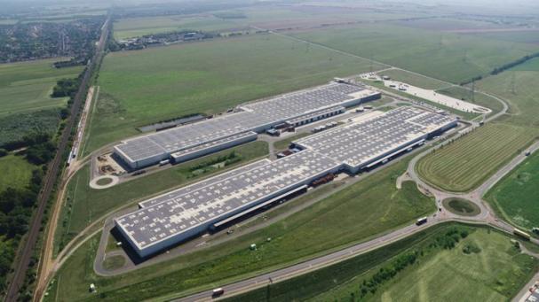 Klimatneutral Audi-produktion med Europas största solcellstak och geovärme.