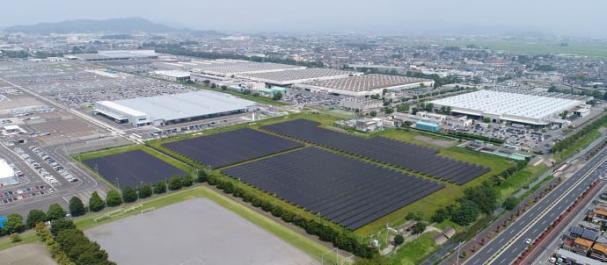Subaru investerar i solenergi.