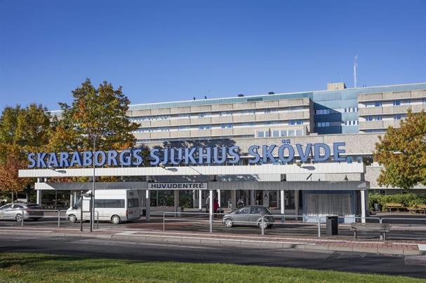 Skaraborgs Sjukhus Skövde.