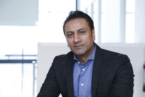 Rick Khan, affärsansvarig för energilösningar till privatkunder på Vattenfall.