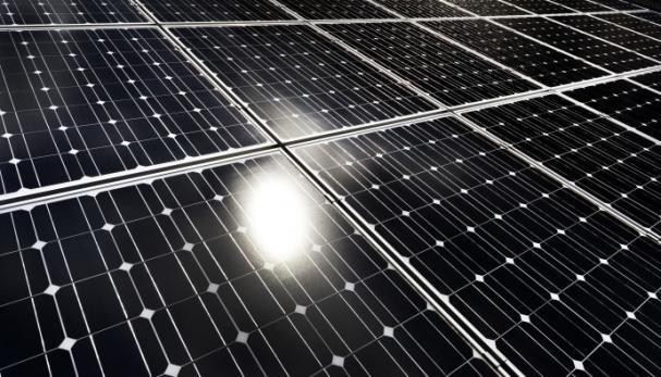 <span>Glacell med projektet solvision i Helsingborg.</span>