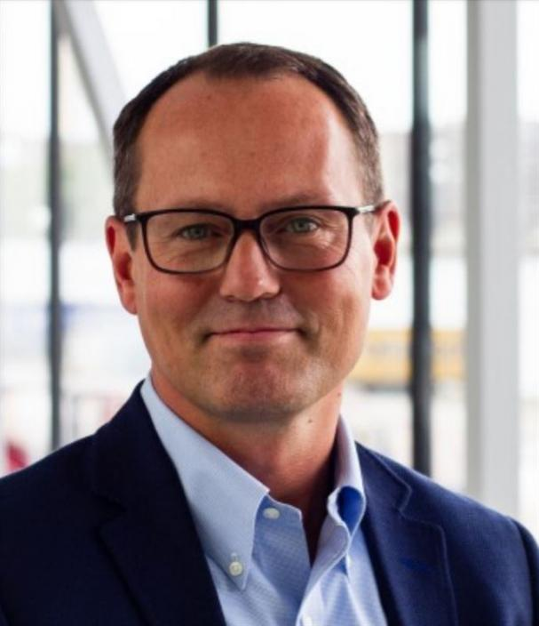 Fredrik Pettersson, VD Stena Recycling ser samarbetet med ABB, som ett viktigt steg på vägen mot cirkulär ekonomi i ett hållbart samhälle.