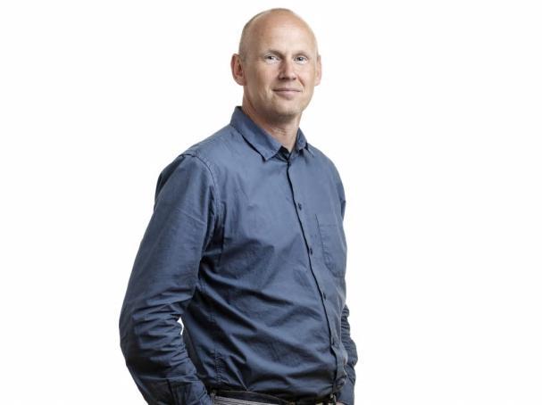 Jonas Larsson, Energi- och miljöchef Stena Fastigheter Malmö.