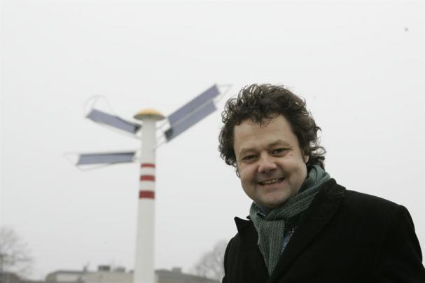 Lars Andrén från företaget DrivKraft ska prata om solenergi.