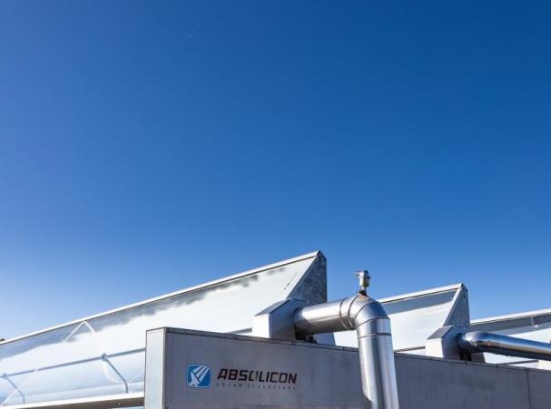 Absolicon kommer värma vatten och luft i den svenska paviljongen 'The Forest' under hela utställningstiden.