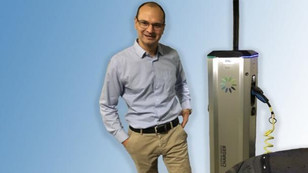 Ed Fontes är CTO för COMSOL vars mjukvara används för att simulera framtidens batterier.