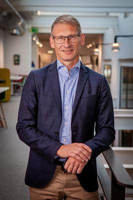 Anders Egelrud, Stockholm Exergis vd.