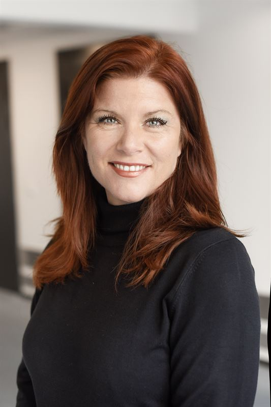 Karin Ebbinghaus, vd för Elonroad.