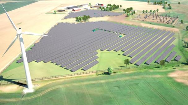 Alight bygger solcellspark åt Nolato