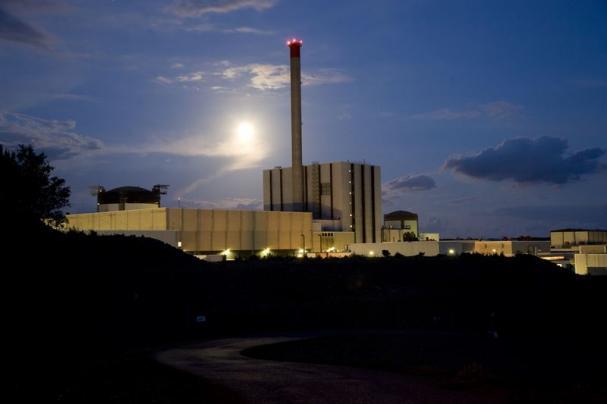 Ringhals reaktor 1, foto fritt att publicera