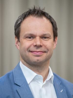 Mattias Årstadius, enhetschef för industriförsäljning på SKF i Sverige.