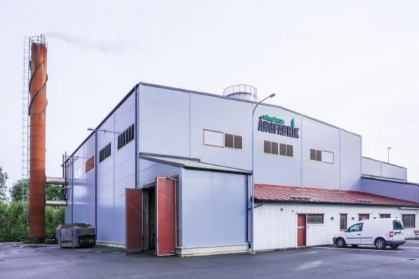Solör Bioenergi förvärvar Borgstena Energis andel i Vårgårda Ångfabrik.