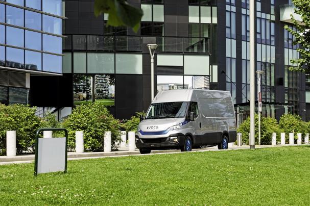 Daily Blue Power-serien kombinerar teknik, låga utsläpp och effektivitet.