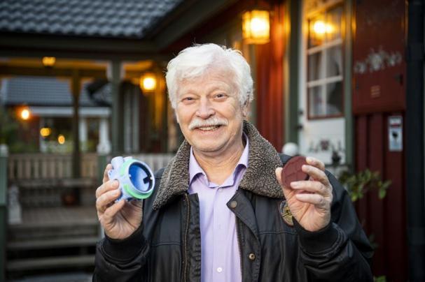 Sören Kling, produktchef för installationsprodukter på ABB.
