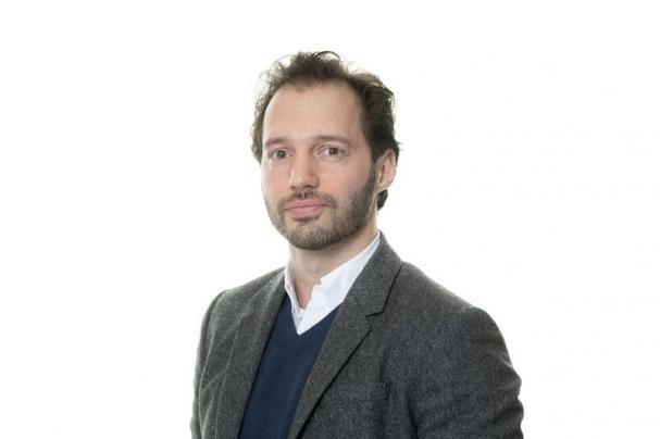 Mikael Miglis, Digital lead på ABB Electrification i Sverige.