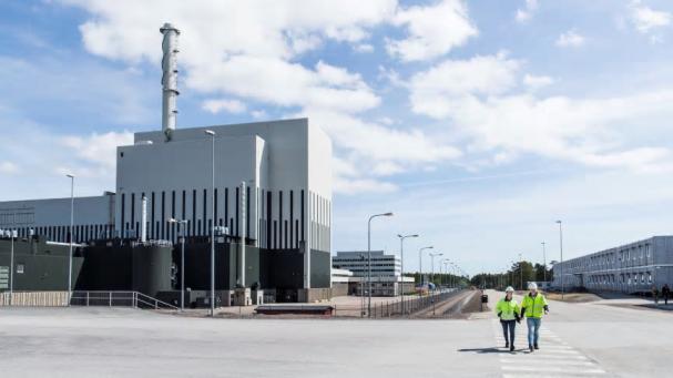 Oskarshamn 3 - Sveriges största kärnreaktor levererar igen efter avslutad revision.