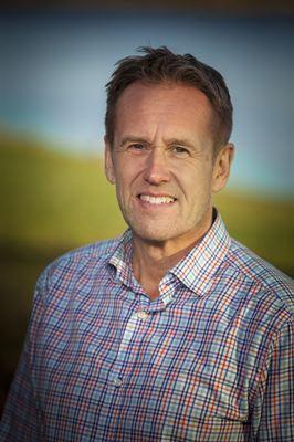 Svante Axelsson, nationell samordnare för Fossilfritt Sverige