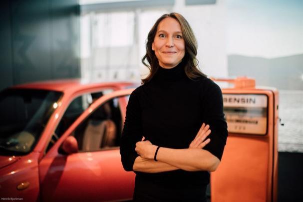 Susanna Hurtig, Nordenchef för E-mobilty på Vattenfall.