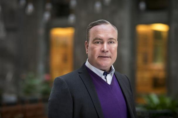 Patrik Grantås, affärsområdeschef Marknad