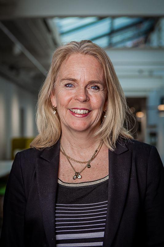 Ingela Hålling, vd för Linxon i Sverige.