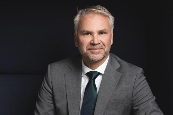 Magnus Björkman, affärsområdeschef Södra Cell.