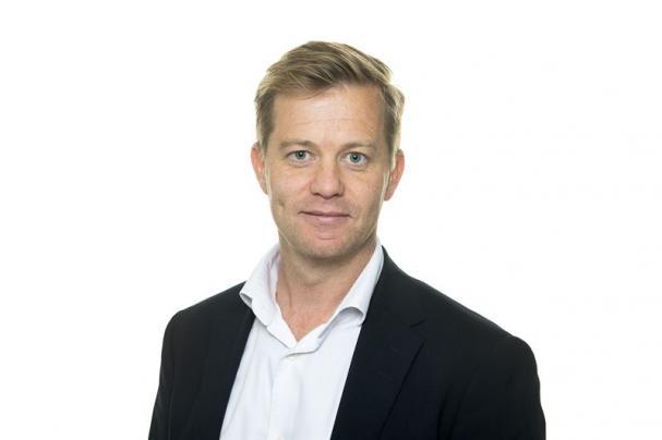 Ulf Hellström, chef för ABB:s affärsområde Motion i Sverige ser fram mot ett nytt miljösmart samarbete om återvinning av elmotorer tillsammans med Stena Recycling.