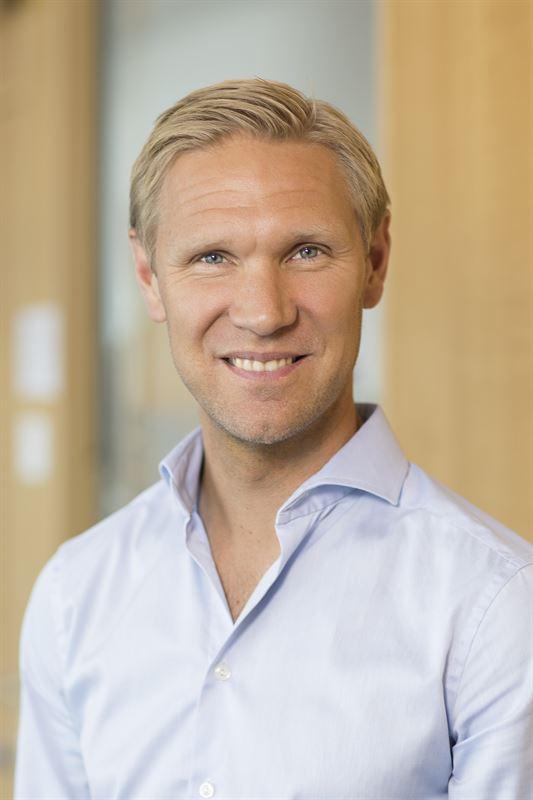 Johannes Boson, vd Telge Energi från och med 2019.