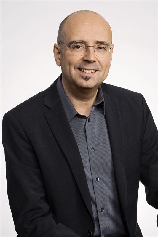 Daniel Akenine, Nationell Teknikchef på Microsoft Sverige.