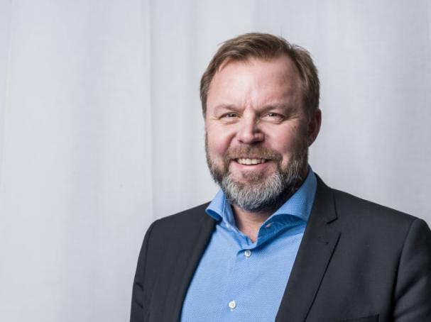 Mats Berggren, vd Umeå Energi Bredband.