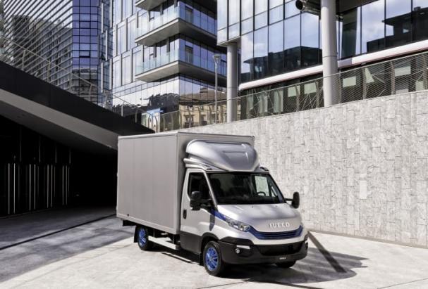 Daily Blue Power-serien från IVECO utsågs till International Van of the Year 2018.