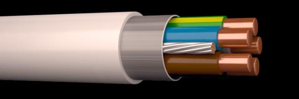 EXQL-Pure är ett exempel på kabel som klarar nya CPR-kravet.