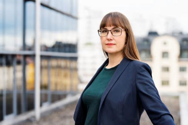 Johanna Ode, bostadspolitisk expert och verksamhetsutvecklare