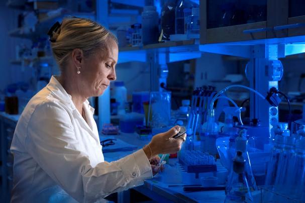 Ulrika Rova, professor i biokemisk processteknik vid Luleå tekniska universitet.