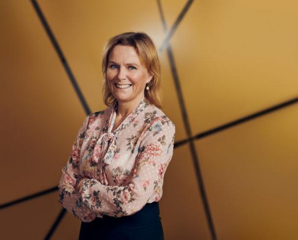 Lotta Medelius-Bredhe, generaldirektör Svenska kraftnät.