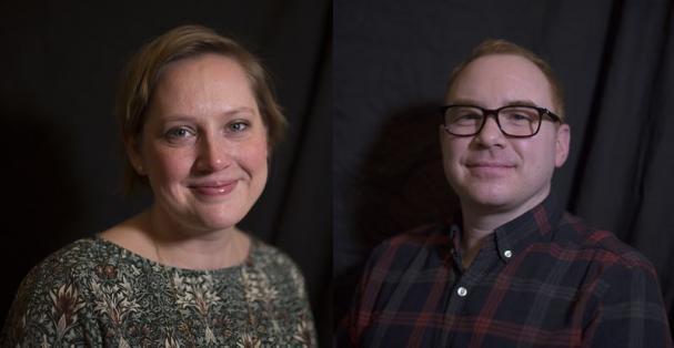 Åsa Lindbom och Tim Hipkissska stärkaEcogains erbjudande inom miljöprojektledning, strategisk rådgivning och fågelskydd.