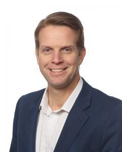 Tomas Brunzell, elnätschef för Ellevio i Mellansverige.