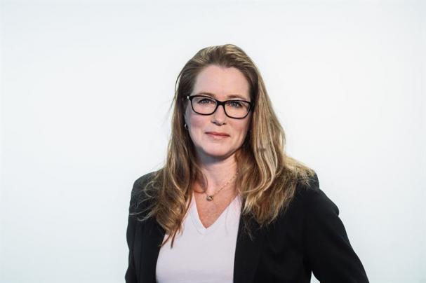 Matina Rosenberg, meteorolog och analytiker på Bixia.