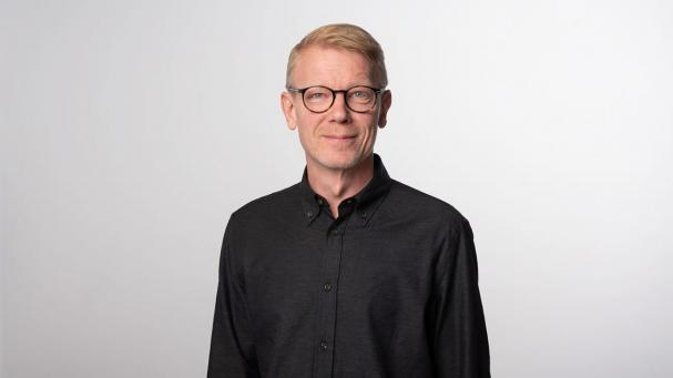 Glenn Bark, projektledare och universitetslektor i malmgeologi vid Luleå tekniska universitet.