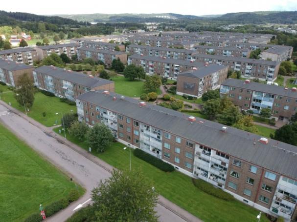 Brf. Backadalen är en av Sveriges största bostadsrättsföreningar.