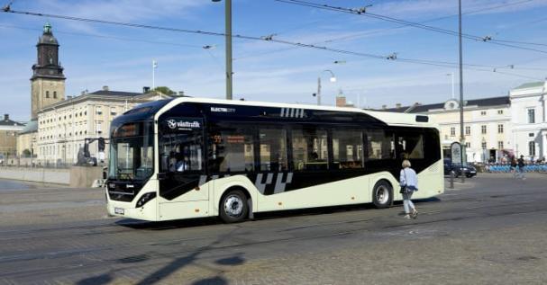 Elbussen på linje 55 har under våren använts som mobil mätstation för partiklar i Göteborgsluften.