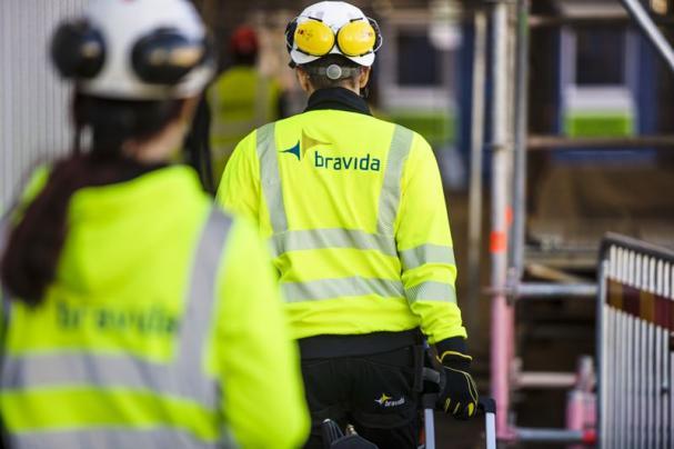 Bravida blir helhetsleverantör Torps Köpcentrum.