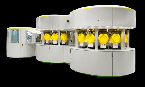 Midsummer DUO är ett nyckelfärdigt tillverkningssystem av CIGS-solceller.