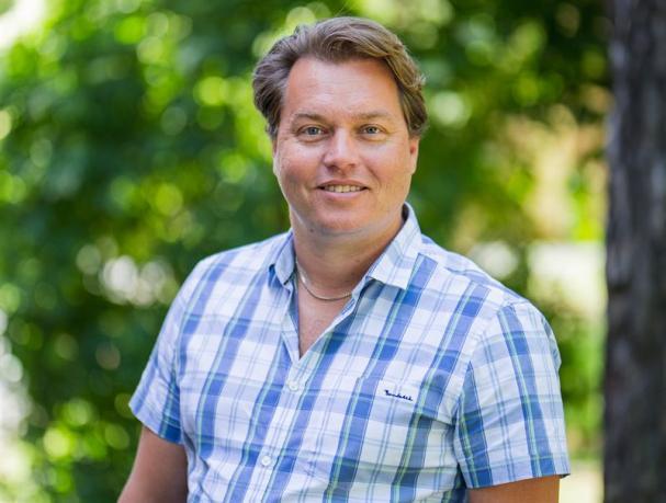<span>Mikael Söderman, Sverigechef, Nordic Green Energy</span>