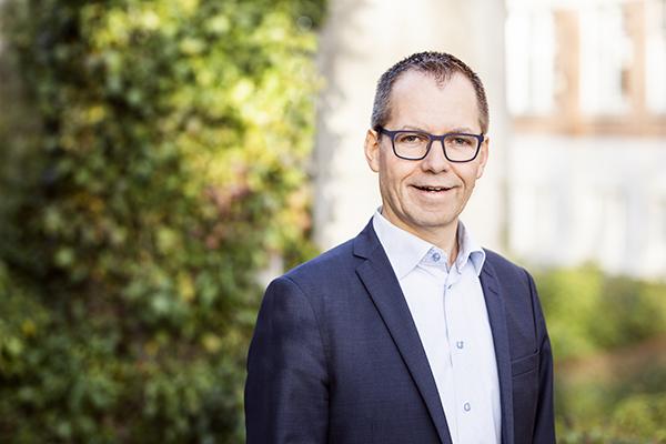 Martin Höhler, vd E.ON Energidistribution.