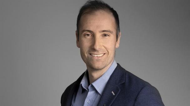 Andreas Aristiadis, vd och affärsområdeschef för Assemblin VS.