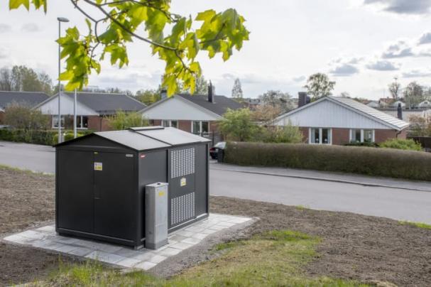 Ny teknik minskar behov av växthusgas.