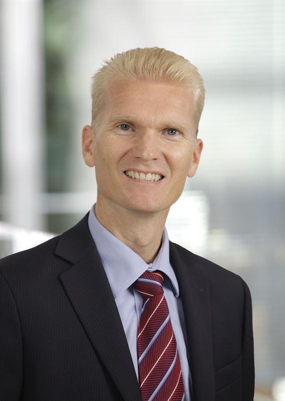 Ekonomie magister Marco Wirén har utnämnts till direktör för affärsområdet Energy Solutions och direktionsmedlem i Wärtsilä.
